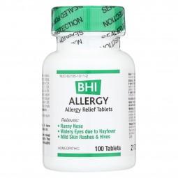 Bhi - Allergy Relief - 100...