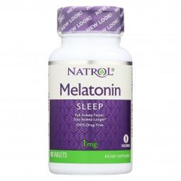 Natrol Melatonin - 1 Mg -...