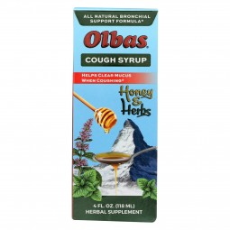Olbas - Cough Syrup - 4 Fl Oz