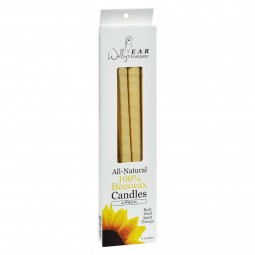 Wally's Ear Candles Beeswax...