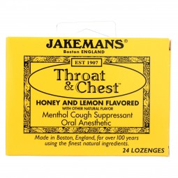 Jakemans Throat And Chest...