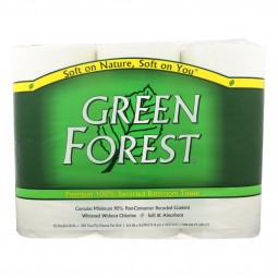 Green Forest Bathroom...