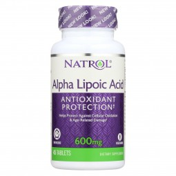 Natrol Alpha Lipoic Acid...