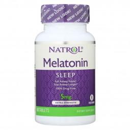 Natrol Melatonin - 5 Mg -...