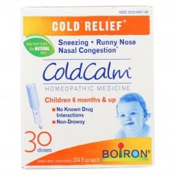 Boiron - Coldcalm - Liquid...