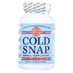 Ohco Cold Snap Caps - 120...
