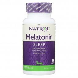 Natrol Melatonin - 3 Mg -...