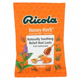 Ricola Herb Throat Drops...