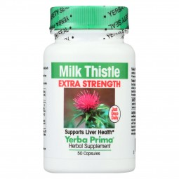 Yerba Prima Milk Thistle...