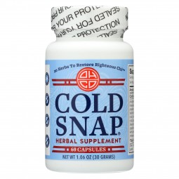 Ohco Cold Snap Caps - 60...