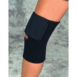 Knee Wrap Black  Neoprene...