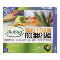Biobag - Food Scrap Bags -...