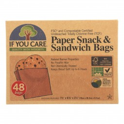If You Care Bags - Snack...