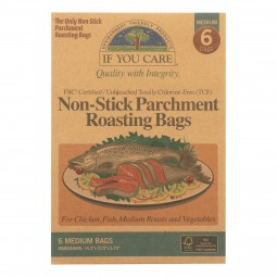 If You Care Parchment Bags...