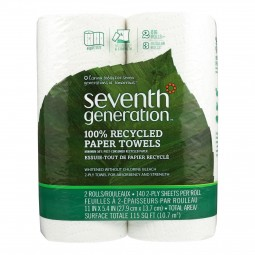 Seventh Generation Recycled...