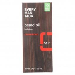 Every Man Jack Beard Oil -...