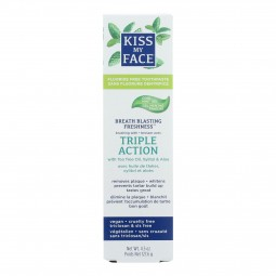 Kiss My Face Toothpaste -...