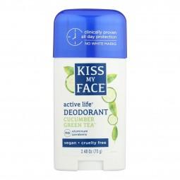 Kiss My Face Deodorant...
