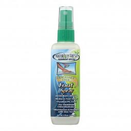 Naturally Fresh Foot Spray...