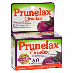 Prunelax Ciruelax - 60 Tablets