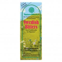 Nature Works Swedish...