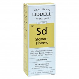 Liddell Homeopathic Stomach...