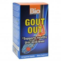 Bio Nutrition - Gout Out -...