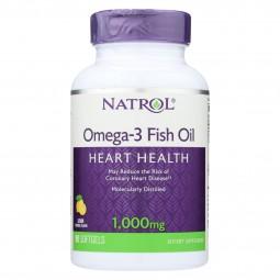 Natrol Omega-3 Fish Oil...