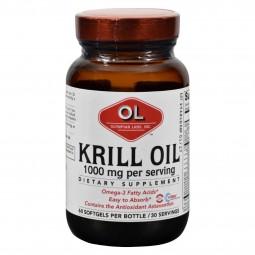 Olympian Labs Krill Oil -...
