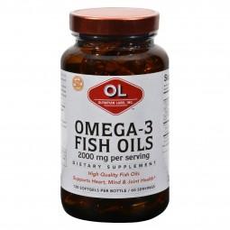 Olympian Labs Omega-3 Fish...