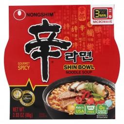 Nong Shim Noodle Soup Bowl...