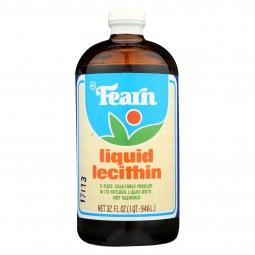Fearn Liquid Lecithin - 32...