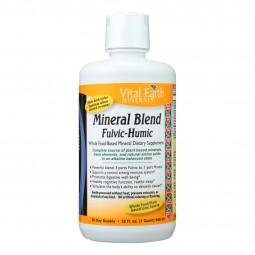 Vital Earth Minerals...
