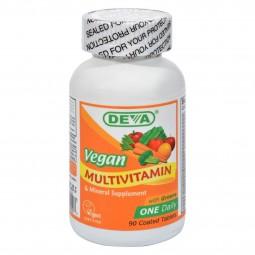 Deva Vegan Vitamins -...