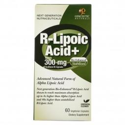 Genceutic Naturals R-lipoic...