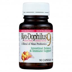 Kyolic - Kyo-dophilus 9 -...