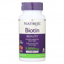 Natrol Biotin - Fast...