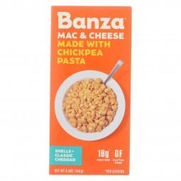 Banza - Chickpea Pasta Mac...
