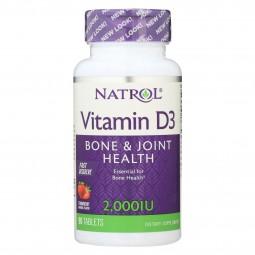 Natrol Vitamin D3 Wild...