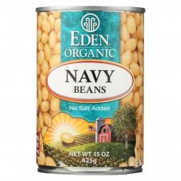 Eden Foods Navy Beans -...