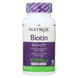 Natrol Biotin - 10000 Mcg -...