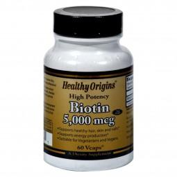 Healthy Origins Biotin -...