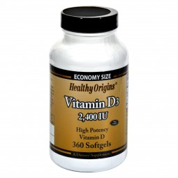 Healthy Origins Vitamin D3...