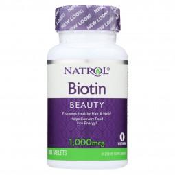 Natrol Biotin - 1000 Mcg -...