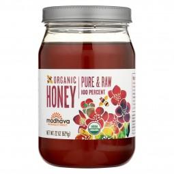 Madhava Honey Organic Pure...