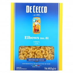 De Cecco Pasta - Elbows...