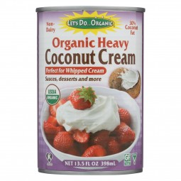 Let's Do Organic Coconut...