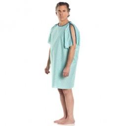 Patient I.v. Gown Geometric...