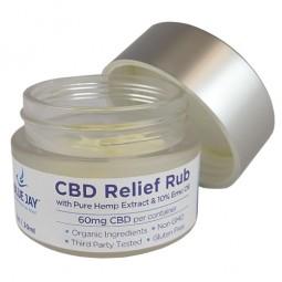 Cbd Relief Rub - Blue Jay...