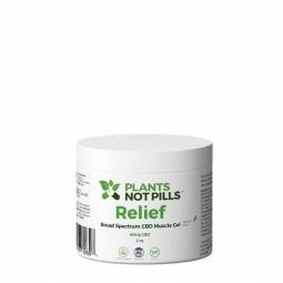 Relief CBD Muscle Gel (2...